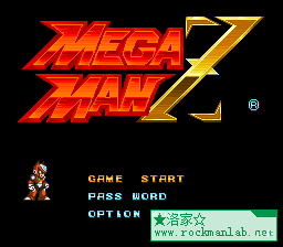 Mega Man X (USA) (Zero hack)001.png