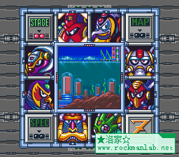 Mega Man X (USA) (Zero hack)017.png